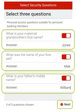 App input answers