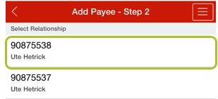 Add payee app 6