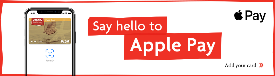 Apple Pay add your card