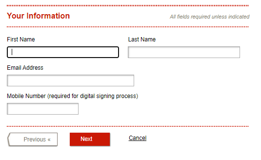 CEBA form step 3